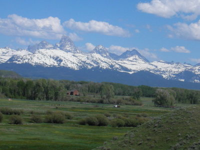 Teton County Farm For Sale: 5512 W 10500 N