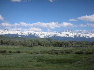 Teton County Farm For Sale: 5510 W 10500 N