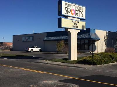 Bonneville County Commercial For Sale: 1515 Ashment Avenue #1