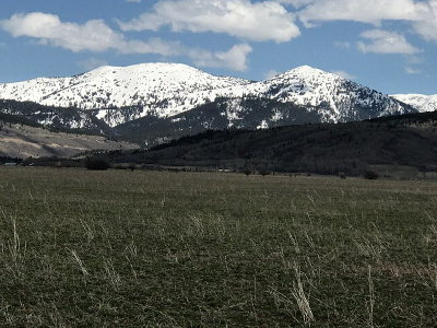 Teton County Farm For Sale: 2000 E 750 N
