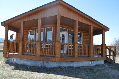 Swan Valley Single Family Home For Sale: 151 Pine Creek Bench Road