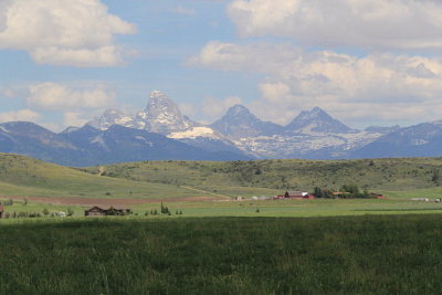 Teton County Farm For Sale: Hwy 32 Hwy 33