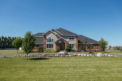 Blackfoot Single Family Home For Sale: 184 W 265 N