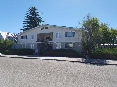 Idaho Falls Multi Family Home For Sale: 560 N Water Avenue