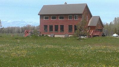 Teton County Single Family Home For Sale: 5210 W 10500 N