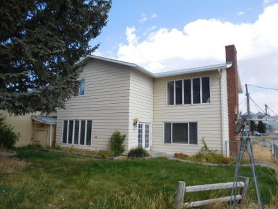 Blackfoot Single Family Home For Sale: 1205 W Hwy 39