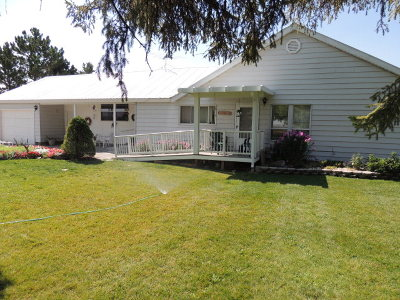 Idaho Falls Single Family Home For Sale: 8461 N 55th E #P #1