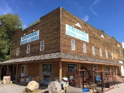Teton County Commercial For Sale: 395 S Main Street