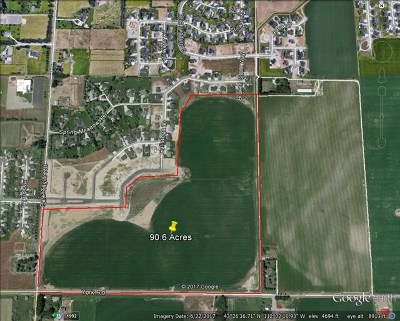 Idaho Falls Residential Lots & Land For Sale: Tbd 5 W