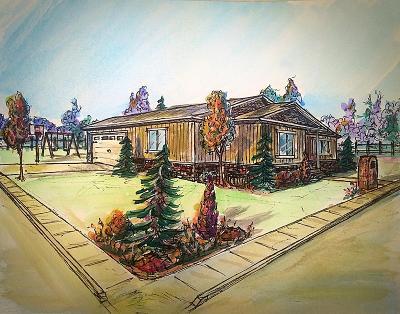 Idaho Falls ID Single Family Home For Sale: $209,900