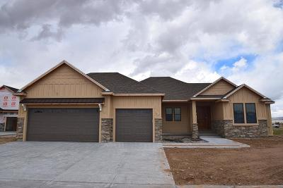 Idaho Falls Single Family Home For Sale: 6119 Glade Circle