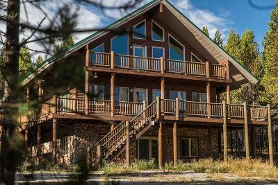Fremont County Single Family Home For Sale: 4511 Sawtelle Peak Road