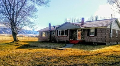 Swan Valley Single Family Home For Sale: 20 Hwy 31