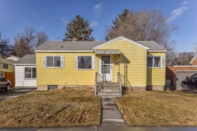 Idaho Falls ID Single Family Home For Sale: $112,500