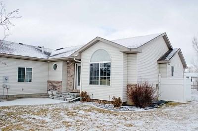 Ammon Single Family Home For Sale: 913 Silkwood Circle