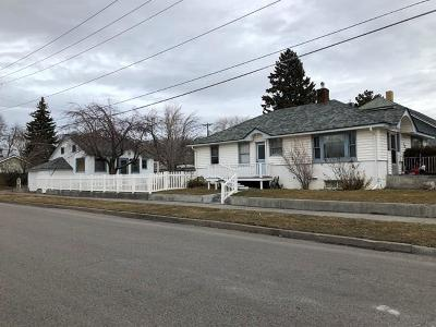 Idaho Falls Multi Family Home For Sale: 496 K Street