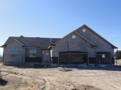 Ammon Single Family Home For Sale: 4806 S Mountain Bend Drive