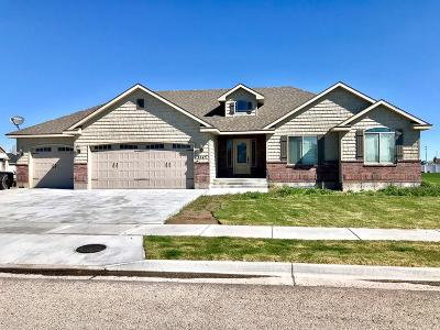 Idaho Falls Single Family Home For Sale: 3245 Greenwillow Drive