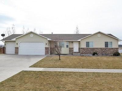 Idaho Falls Single Family Home For Sale: 4260 Smithfield Way