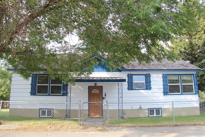 Custer County Single Family Home For Sale: 220 S Elm Avenue