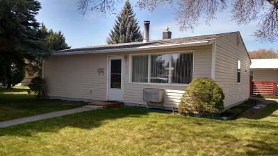 Idaho Falls Single Family Home For Sale: 695 James Place