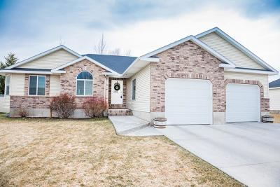 Rigby Single Family Home For Sale: 541 N Aspen Drive