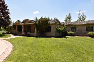 Rigby Single Family Home For Sale: 353 N 4300 E