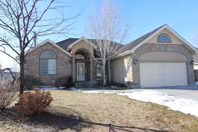 Idaho Falls ID Single Family Home For Sale: $230,000