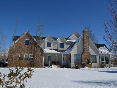 Rigby Single Family Home For Sale: 4428 E 400 N