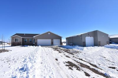 Rigby Single Family Home For Sale: 3944 E 172 N