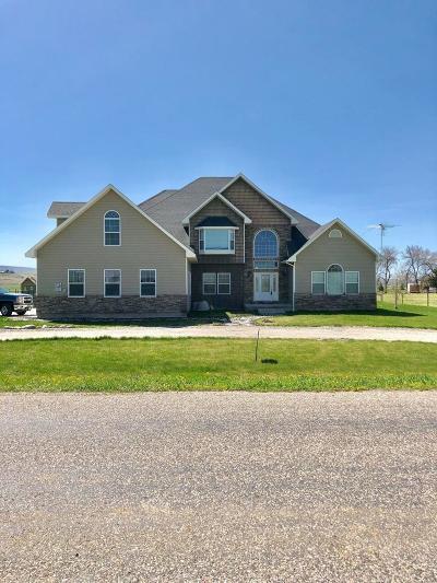 Shelley Single Family Home For Sale: 909 E 700 N