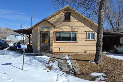 Arco Single Family Home For Sale: 635 Decoria Avenue