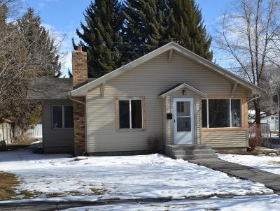 Blackfoot Single Family Home For Sale: 346 S University Avenue