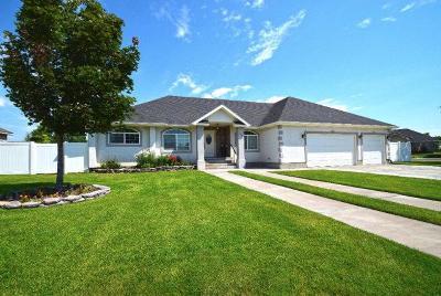 Idaho Falls Single Family Home For Sale: 2651 Eastview Drive