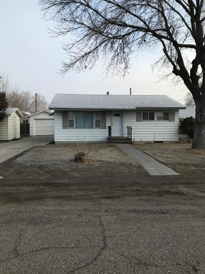 Blackfoot Single Family Home For Sale: 91 McAdoo