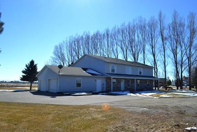 Rigby Single Family Home For Sale: 44 N 3744 E