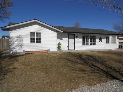 Blackfoot Single Family Home For Sale: 665 Lakeside Drive