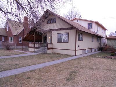 Blackfoot Multi Family Home For Sale: 19 N Shilling Avenue