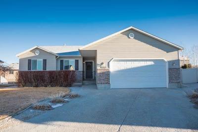 Idaho Falls ID Single Family Home For Sale: $210,000