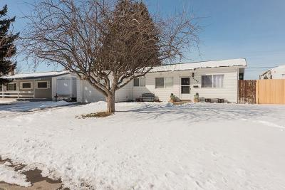 Ammon Single Family Home For Sale: 2240 Dove Drive