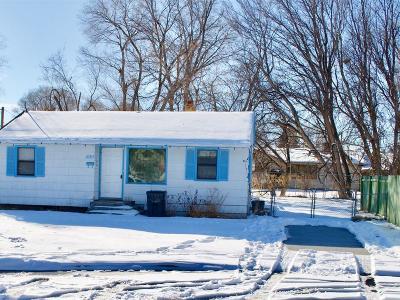 Idaho Falls ID Single Family Home For Sale: $110,000