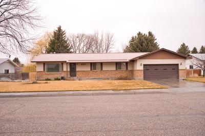 Idaho Falls ID Single Family Home For Sale: $194,900