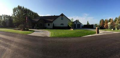Shelley Single Family Home For Sale: 839 E 1430 N