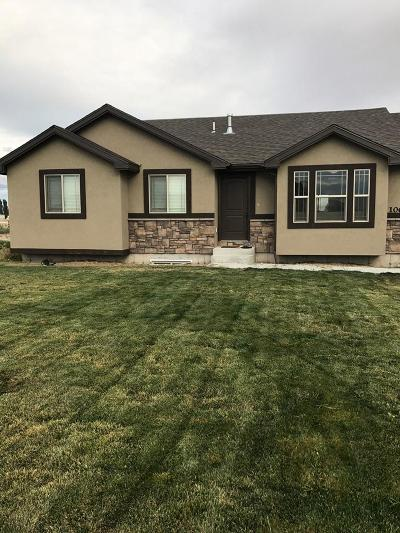 Rigby Single Family Home For Sale: 106 N 3845 E