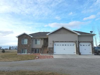 Rigby Single Family Home For Sale: 3817 E 400 N