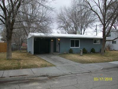 Idaho Falls Single Family Home For Sale: 921 Quincy Street