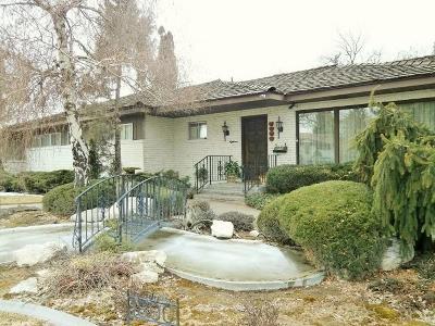 Idaho Falls ID Single Family Home For Sale: $220,000