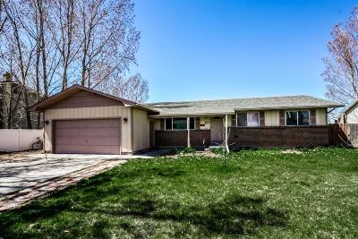 Idaho Falls ID Single Family Home For Sale: $190,000