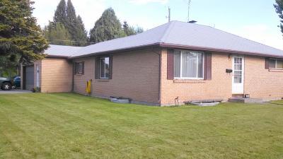 Idaho Falls ID Single Family Home For Sale: $125,750
