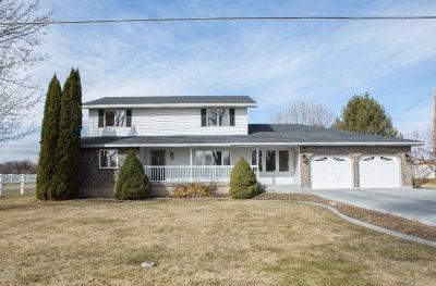Blackfoot Single Family Home For Sale: 445 Lansing